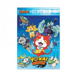 8 Bolsas Yo Kai Watch