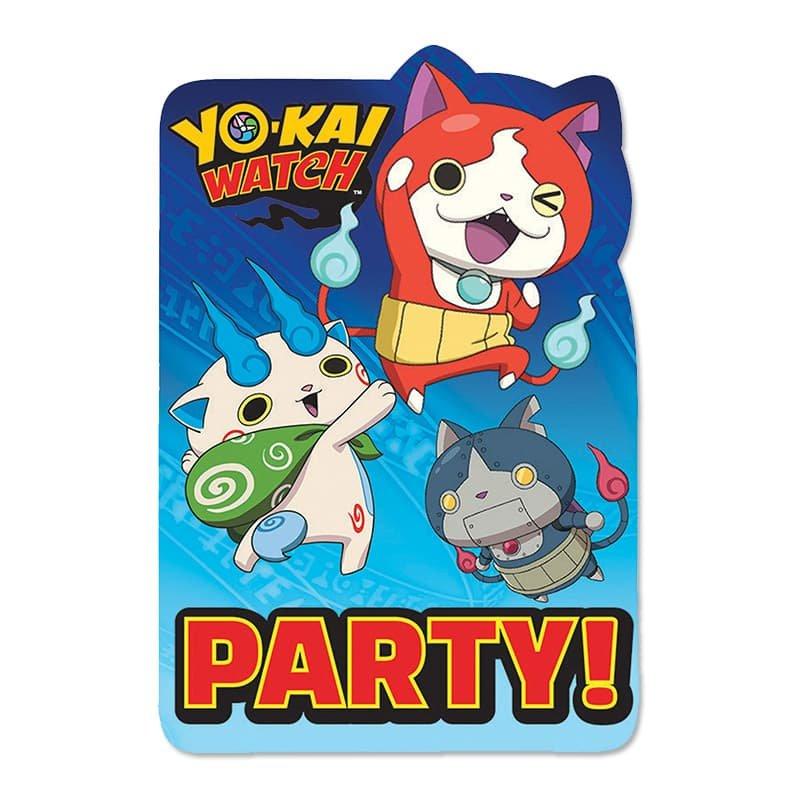 8-Invitaciones-Yo-Kai-Watch