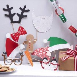 10 Accesorios de Navidad para Photocall