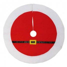 Cubre Pie de Árbol Papa Noel 60 cm
