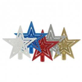 Punta de Árbol Estrella 15 cm