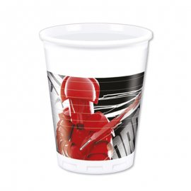 8 Vasos Star Wars VIII 200 ml