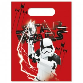 6 Bolsas Star Wars VIII