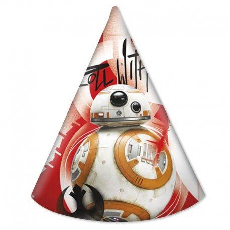 6 Gorros Star Wars VIII