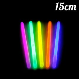 Barritas Luminosas para Fiestas 15 cm (25 uds)