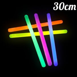 Barritas Luminosas 30 cm (25 uds)