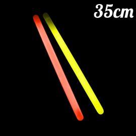 Barritas Fluorescentes 35 cm (10 uds)