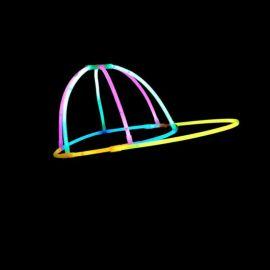 Gorra Luminosa (1 ud)