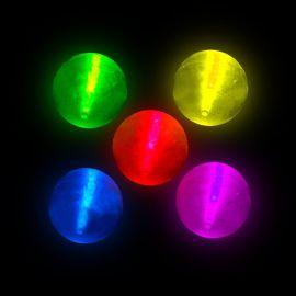 Pelotas Luminosas de Goma (2 uds)