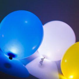 comprar globos con luz baratos (5 uds)