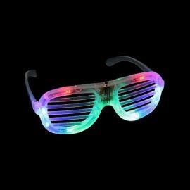 Gafas Led Rejilla (1 ud)