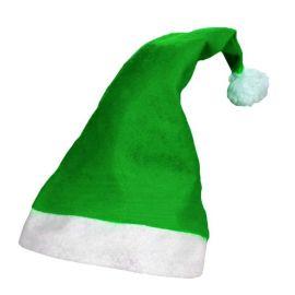 Gorro de Navidad Verde