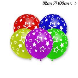 Globos Estrellas Redondos 32 cm