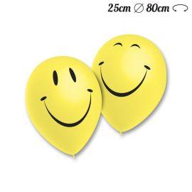 Globos Smileys Redondos 25 cm