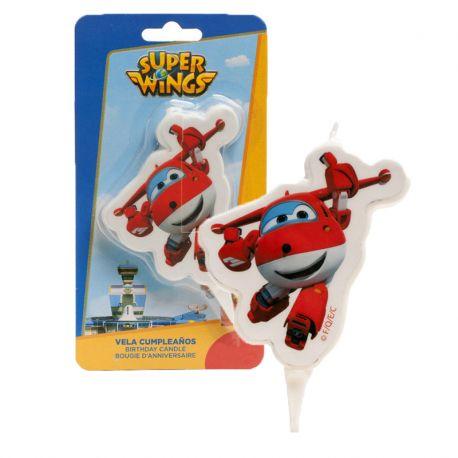 Vela Jett Super Wings 7,5 cm