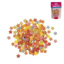 Confeti forma Margaritas de Azúcar