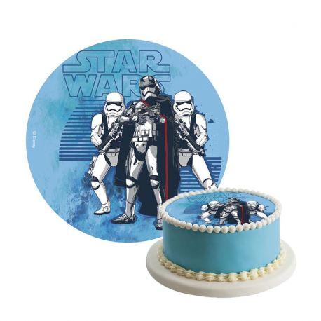 Disco Star Wars de Azúcar Sin Gluten