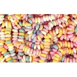 Collares de Pastillas de Caramelo 60 Uds