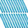 Lineas de Regaliz de Frambuesa Fini 200 Uds