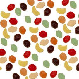 Mini Troti Frutti Dulces Haribo 1 Kg