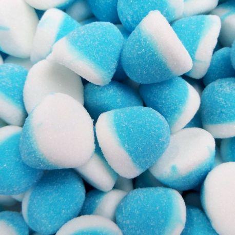 Besitos Azules Dulces Haribo 1 Kg