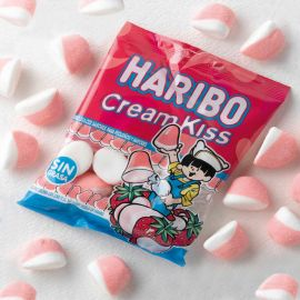 Besitos Crema Haribo 100 Gr