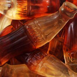 Botellas de Cola Grandes Haribo 1 Kg