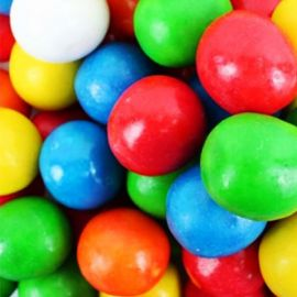 Bolas de Chicles de Colores Fini 1 Kg