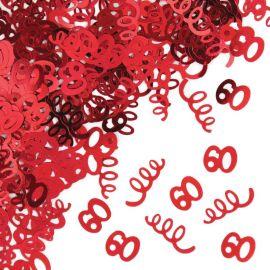 Confeti 60 Cumpleaños