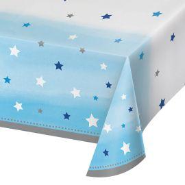 Mantel Un Año Niño Little Star 2,74 x 1,37 m