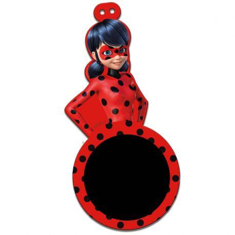 Guirnalda LadyBug Personalizable