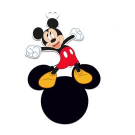 Guirnalda Mickey Mouse Personalizable