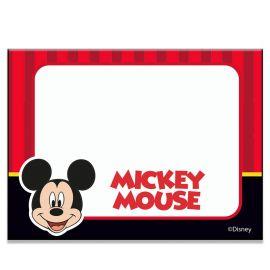 24 Etiquetas Mickey Mouse Adhesivas
