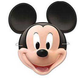 6 Caretas Mickey Mouse
