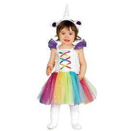 Disfraz de Unicornio para Bebe Colorines