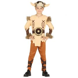 Disfraz de Vikingo para Niño Salvaje