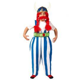 Disfraz de Forzudo Niño Obelix