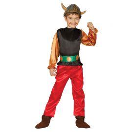 Disfraz de Astérix para Niño Galo