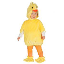 Disfraz de Pollito para Bebé Polluelo