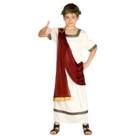 Disfraz de Romano para Niño Elegante