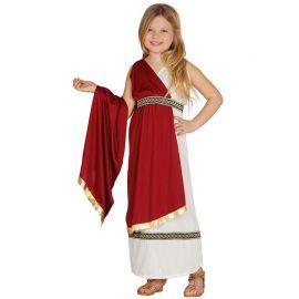 Disfraz de Romana para Niña Elegante