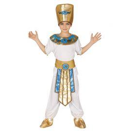 Disfraz de Faraón para Niño Realeza
