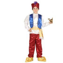 Disfraz de Ladrón del Desierto para Niño