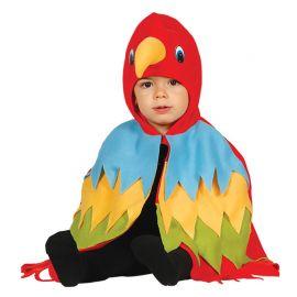 Disfraz de Loro para Bebé Guacamayo