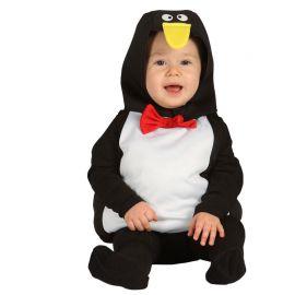 Disfraz de Pingüino para Bebé del Polo Sur