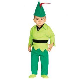 Disfraz de Arquero para Bebé Aventurero
