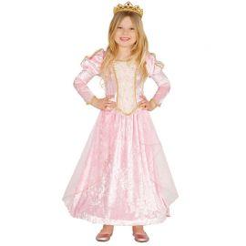 Disfraz de Velvet de Princesa para Niña Largo