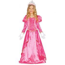 Disfraz de Princesa Rosa para Niña Elegante