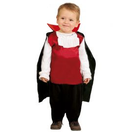 Disfraz de Vampiro para Bebé Negro