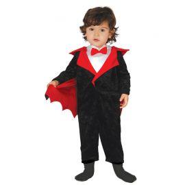 Disfraz de Drácula para Bebé con Pajarita